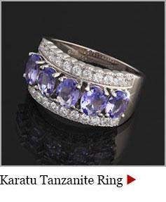 Karatu Tanzanite Ring