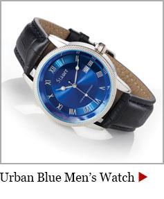 Urban Blue Men's Watch
