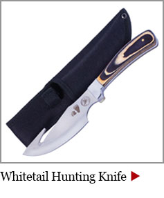 Whitetail Hunting Knife