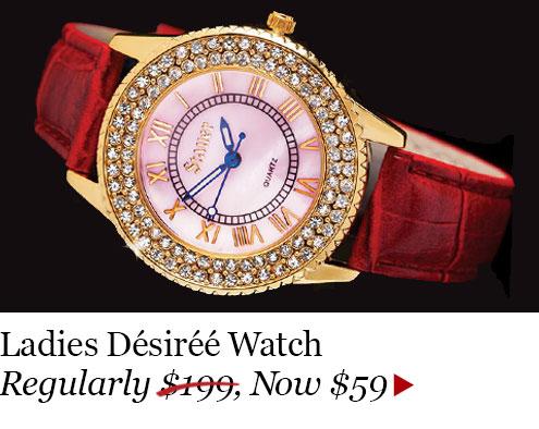 Ladies Desiree Watch