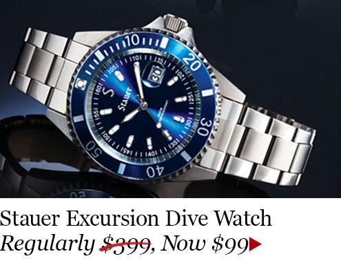 Excursion Dive Watch