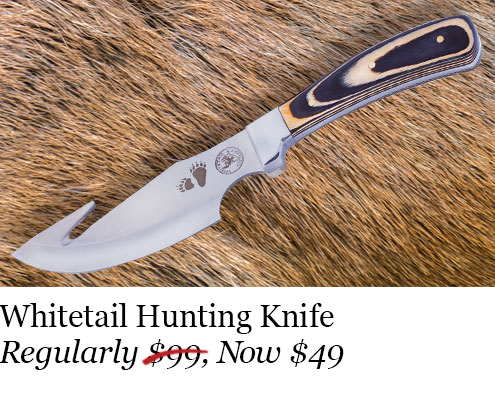 Whitetail Knife