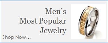 Popular Men's Jewelry