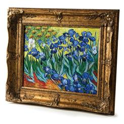 Irises by Vincent van Gogh Reproduction