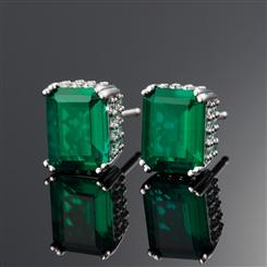 Ingrid Bergman Intermezzo Earrings