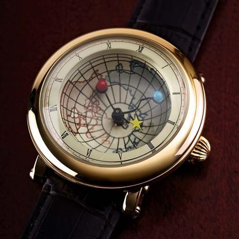 Stauer Dumonde Globe Watch Stauer Online Discount