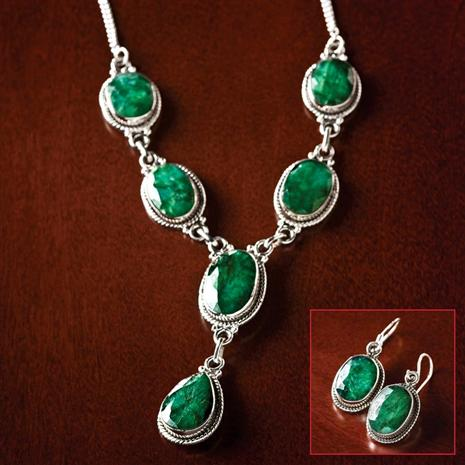 Carnaval Emerald Collection