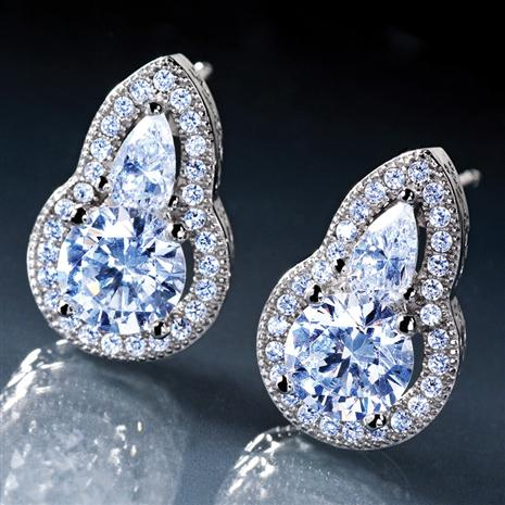 DiamondAura Sweet Nothing Earrings
