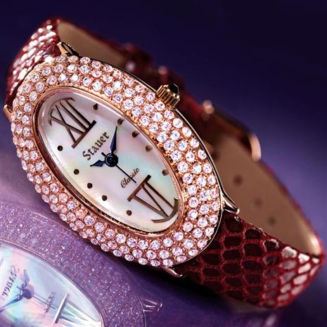 DiamondAura® Jardin Ladies Watch