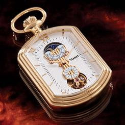 Stauer Grandfather Pocket Watch