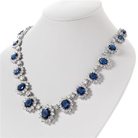 ROYAL PALACE NECKLACE (60 CTW)