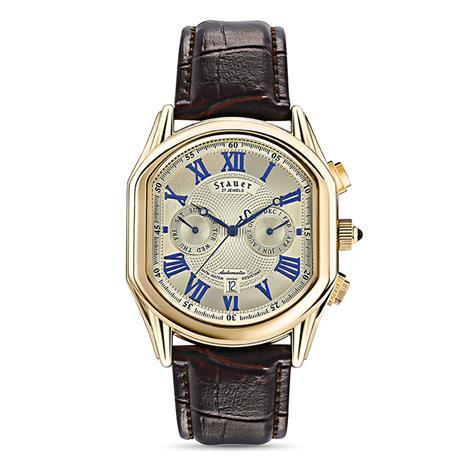 Stauer Meisterzeit Timepiece Stauer Online Discount