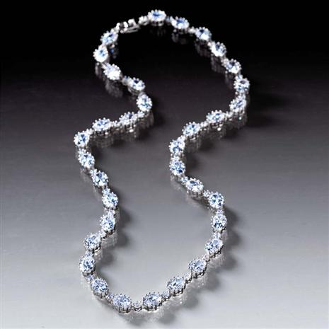 Diamondaura® Rivieré Necklace