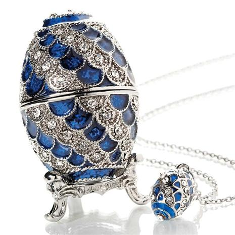 Tatiana Jewelry Egg & Free Necklace