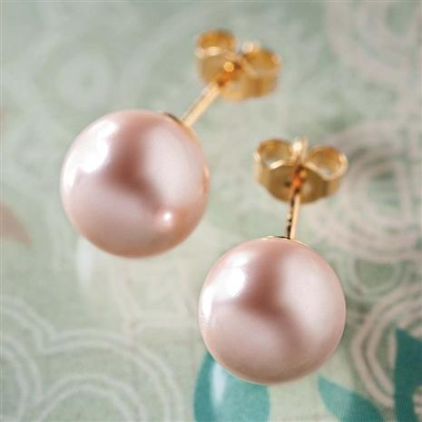 Pink Meré Earrings