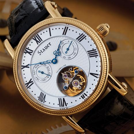 Stauer Rotero Automatic Tourbillon Watch