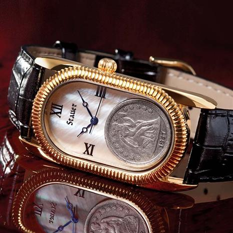 Seated Liberty Dime Watch Stauer Online Discount