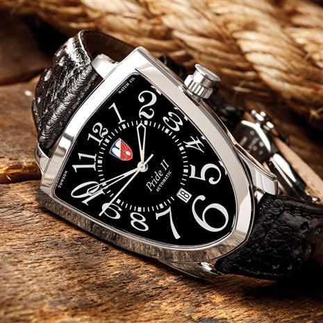 Towson Pride Ii (Black) Wrist Watch Stauer Online Discount