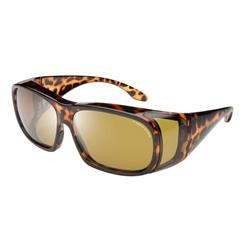 Eagle Eyes Fit-on Sunglasses (Tortoise)