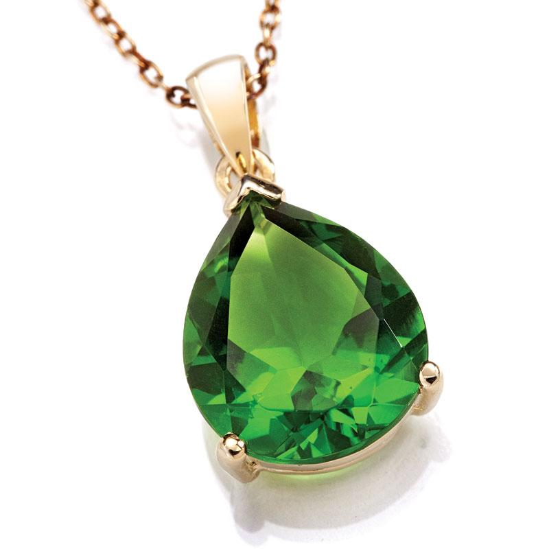 Stauer Jewelry Rings >> Helenite Necklace 21475 | Stauer.com