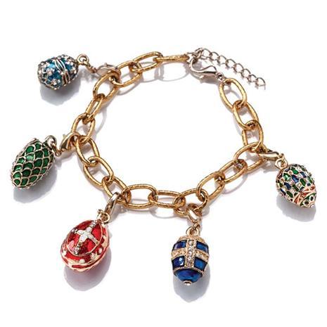 Royal Egg Bracelet Stauer Online Discount