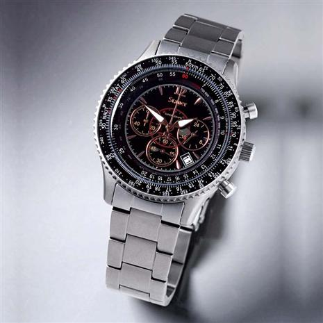 Flyboy 1916 Titanium Watch