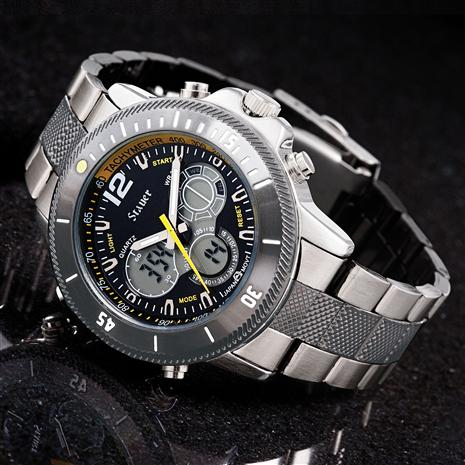 Titanium Colossus Watch