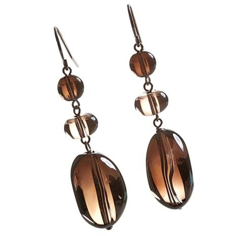 Smoky Quartz Earrings Stauer Online Discount