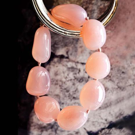 Pink Chalcedony Bracelet Stauer Online Discount