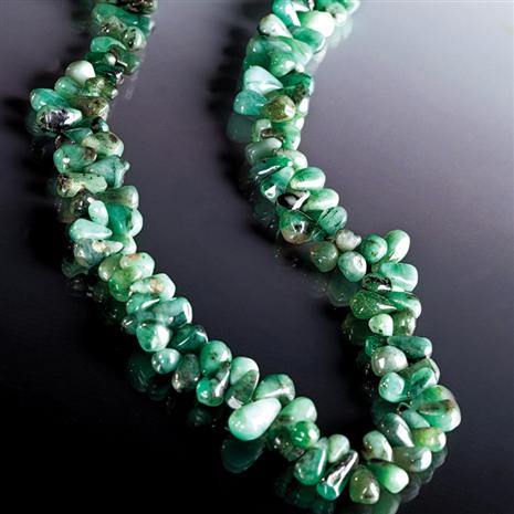 Cayman Emerald Necklace