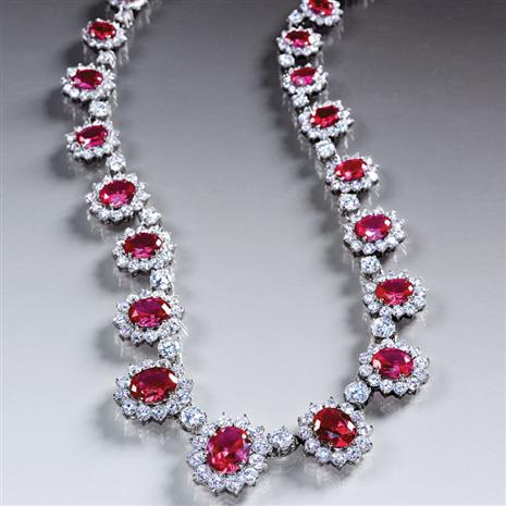 Scienza® Red Carpet Necklace