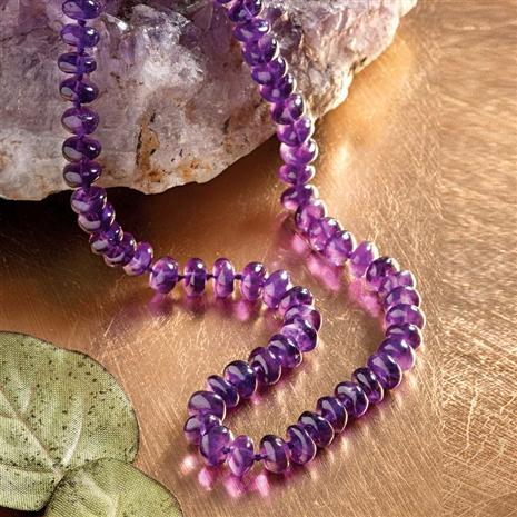Amethyst Maiden Necklace