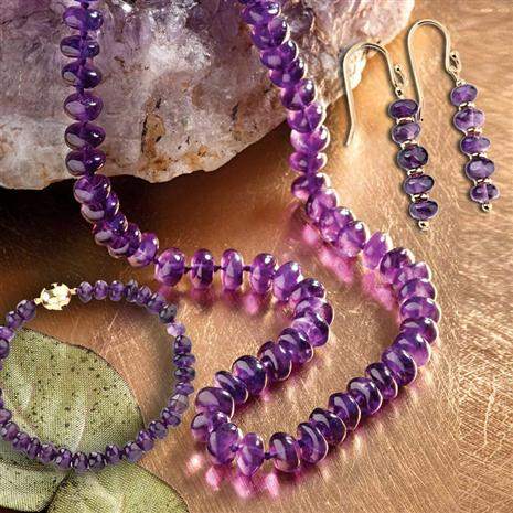 AMETHYST MAIDEN SET WITH $100 IN COUPONS