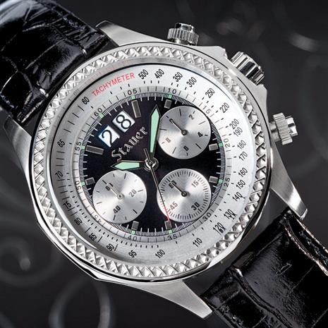 Stauer Vento Chronograph Watch