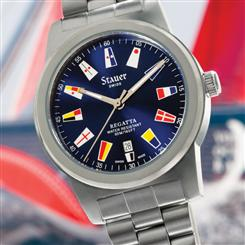 Stauer Swiss-Made Regatta Watch