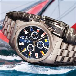 Stauer Regatta Chronograph Watch