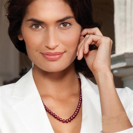 Romantica Ruby Necklace