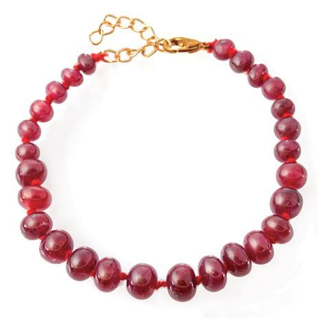 Romantica Ruby Bracelet (75 Ctw) Stauer Online Discount