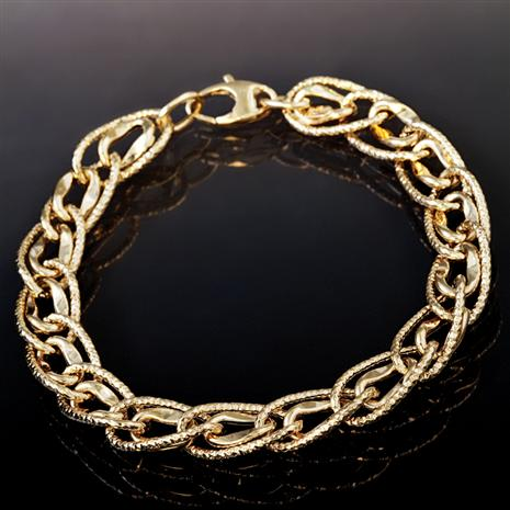 14K Gold Liberta Bracelet