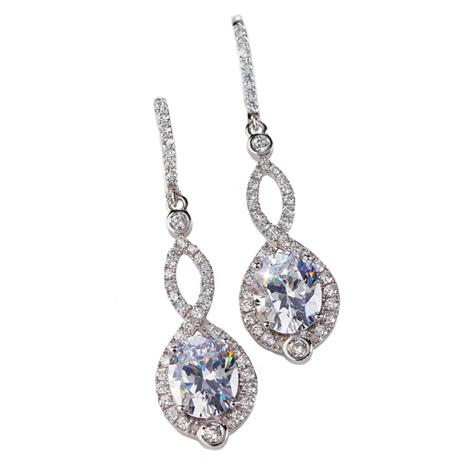 Sempre DiamondAura® Earrings