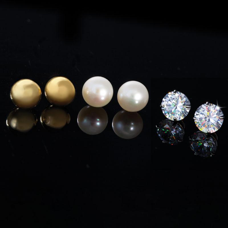 Simply Studs Earrings Collection