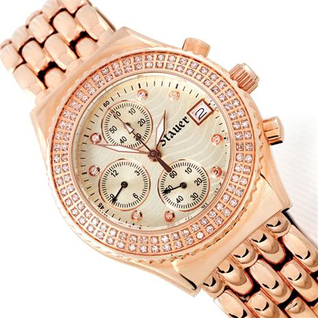DiamondAura Ladies LAvenir Watch