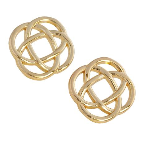 Ciara Knot Earrings