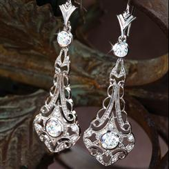 DiamondAura® Outré Earrings