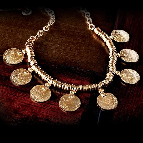 Ottoman Coin Necklace