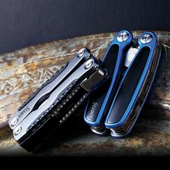 STAUER TASKMAN MULTI-TOOL SET (Grey & Blue)