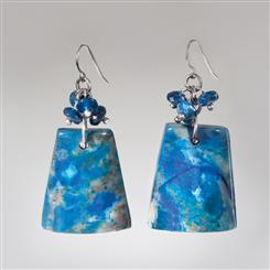 Navia Jasper Earrings