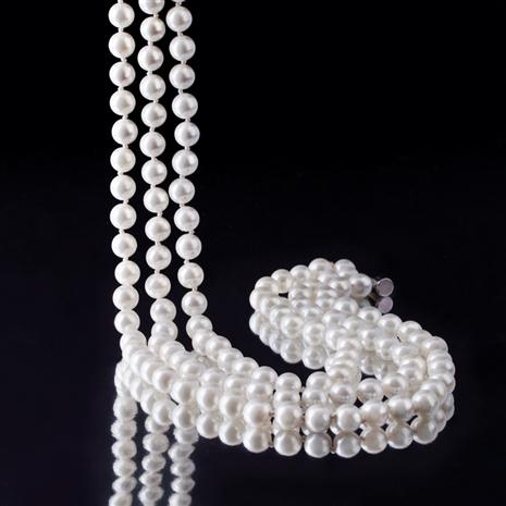 3-Strand Georgica Necklace