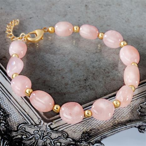 Muse Morganite Bracelet