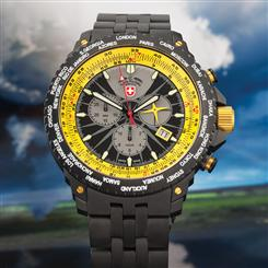 Hurricane Worldtimer by CX Swiss Military Watch